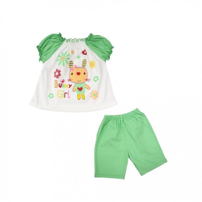 Majig Kids Комплект для девочки (кофточка и шорты) 14-2930