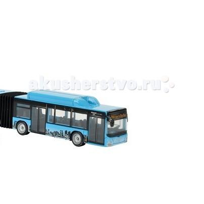 Машины Majorette Городской автобус спот ★ импортированные голубой автобус автобус автобус автомобиль тайо игрушка тянуть обратно автомобиль корея продукты