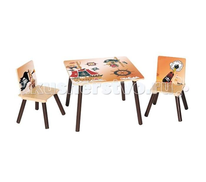 Столы и стулья Makaby Стол со стульями