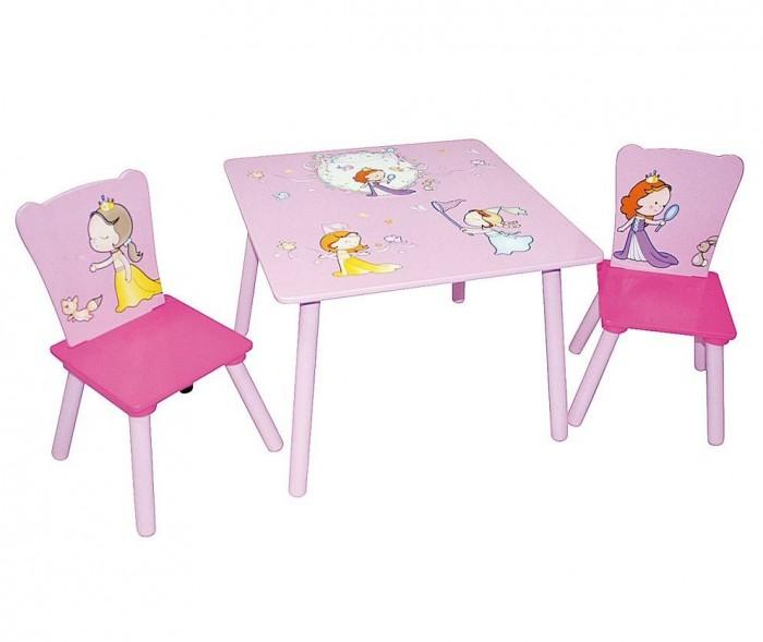 Makaby Стол со стульями от Makaby