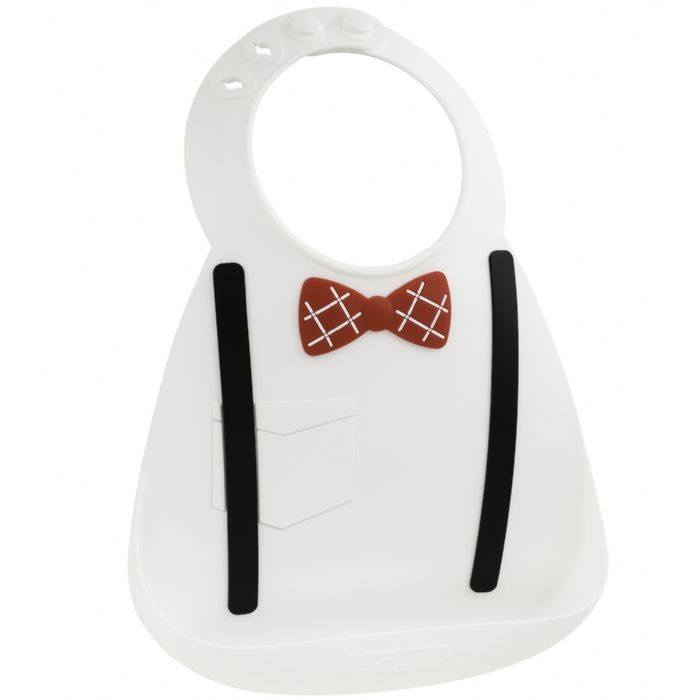 Нагрудник Make my day Baby Bib Scholar