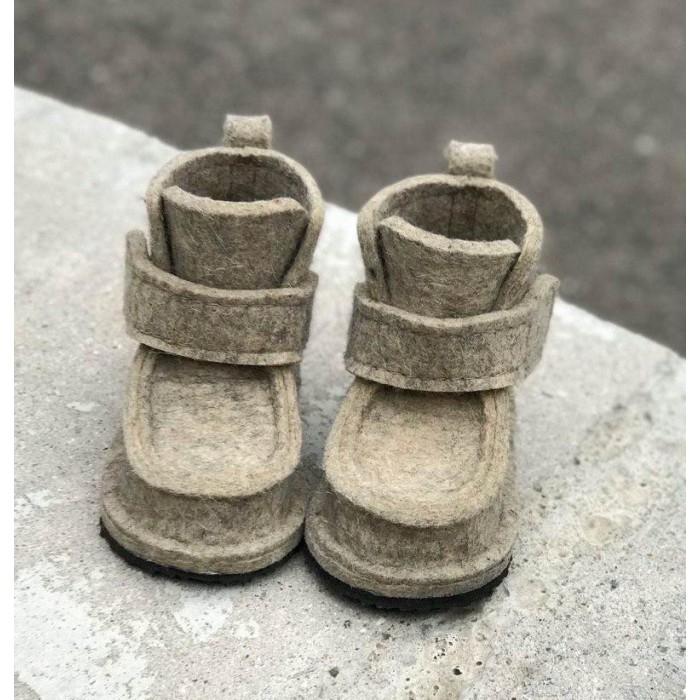 Валенки Маква-Обувь Валенки детские на липучке