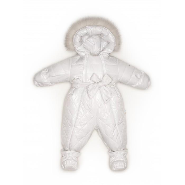Купить Комбинезоны и полукомбинезоны, Malek Baby Комбинезон-конверт трансформер с опушкой 161шм/2