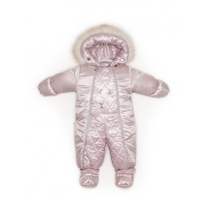 Malek Baby Комбинезон с опушкой зимний