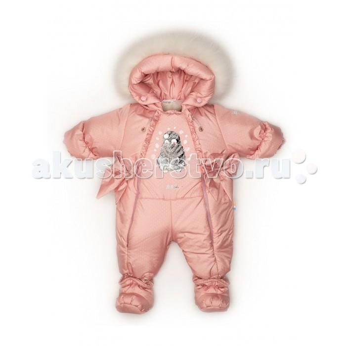 Malek Baby Комбинезон-трансформер 130шм/2Комбинезон-трансформер 130шм/2Теплый зимний комбинезон-трансформер Malek Baby для новорожденного.  Подкладка из натуральной овечьей шерсти. Подкладка отстегивается! Превращая комбинезон в демисезонный, повышается удобство и экономя средства на покупке дополнительного комбинезона.  Данная модель легко из конверта превращается в полноценный комбинезон. Покупая одну вещь вы получаете - две в одной! 1. Зимний конверт 2. Зимний комбинезон Универсальная модель позволит значительно сократить денежные средства!  Длинная застежка молния, которая позволяет легко одевать малыша, не причиняя ему неудобств. На рукавах манжет-отворот, которым можно закрыть ручки ребенку. В комплекте пинетки на кнопке - овечья шерсть. Опушка из натурального меха - песец. Есть возможность отстегнуть.  Комбинезон из овечьей шерсти - это лучшее, что можно придумать для вашего младенца.  Рекомендуемый температурный режим до -25 градусов. Овечья шерсть согреет малыша в зимнюю непогоду. Она обладает лечебными и успокаивающими свойствами, что благотворно влияет на самочувствие детей. Комбинезон Российского производства. Сертифицирован. Верх комбинезона - 100% полиэстер Наполнитель - Эко Пух (Лебяжий пласт) синтепон 150 г. Отстегивающаяся подкладка - 50% овечья шерсть меринос, 50% полиэстер  Уход: Бережная стирка при 30 градусах.<br>