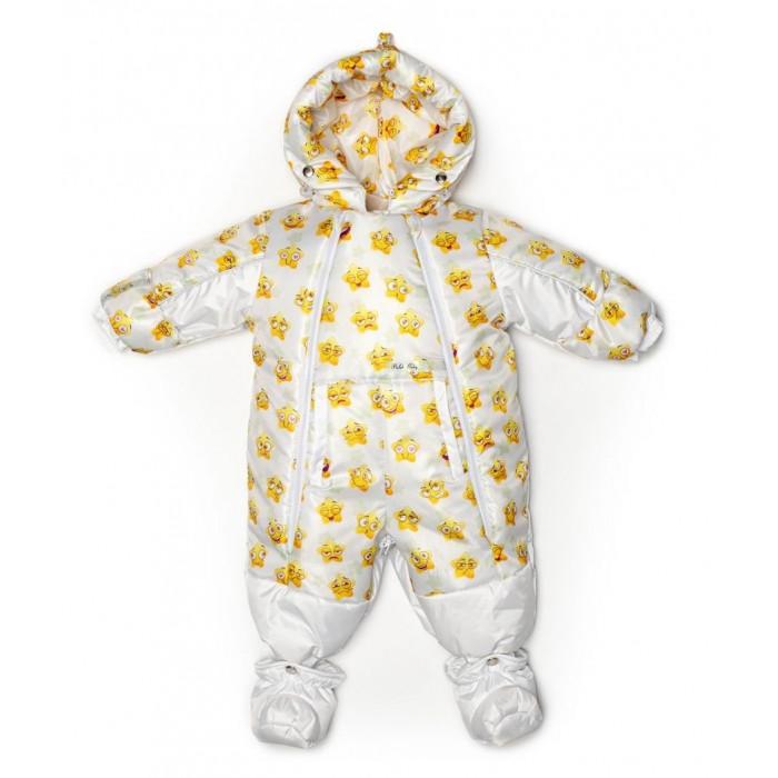 Купить Комбинезоны и полукомбинезоны, Malek Baby Комбинезон-трансформер Забавные звездочки 145шм