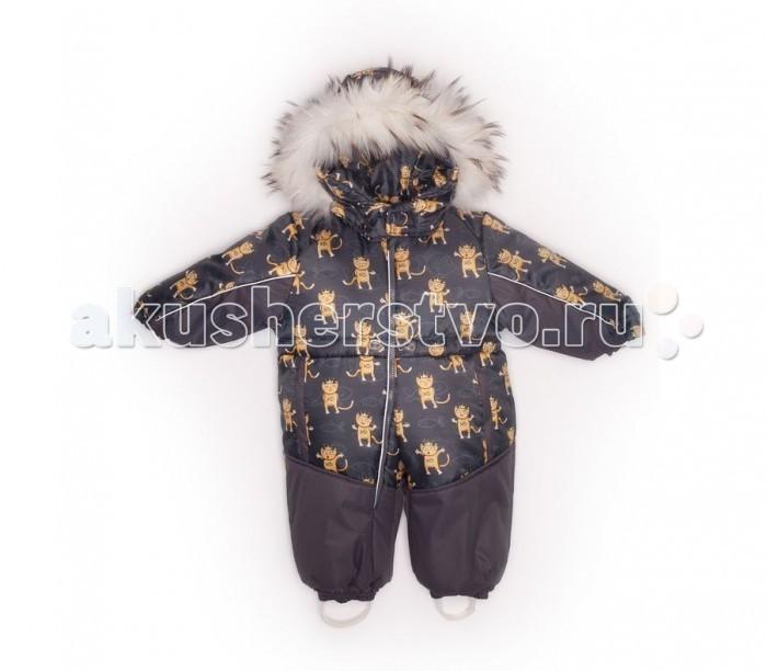 Malek Baby Комбинезон зимний 255шм/2Комбинезон зимний 255шм/2Malek Baby Комбинезон зимний 255шм/2  В этом стильном функциональном комбинезоне ваш малыш никогда не замерзнет и будет прекрасно себя чувствовать. Подкладка-жилетка из натуральной овечьей шерсти. Подкладка отстегивается! Превращая комбинезон в демисезонный, повышается удобство и экономя средства на покупке дополнительного комбинезона.  С помощью удлиненной молнии вдоль трансформера вы сможете легко одеть и раздеть ребенка. На ножках пристегнуты штрипки, которые надеваются на обувь и удерживают штанины, чтобы они не задирались вверх.  Опушка из натурального меха - песец. Есть возможность отстегнуть. Водо- и ветронепроницаемый, грязеустойчивый материал легко очищается с помощью мыльного раствора.  Комбинезон из овечьей шерсти - это лучшее, что можно придумать для вашего младенца.  Рекомендуемый температурный режим до -30 градусов. Овечья шерсть согреет малыша в зимнюю непогоду. Она обладает лечебными и успокаивающими свойствами, что благотворно влияет на самочувствие детей. Комбинезон Российского производства. Сертифицирован. Верх комбинезона - 100% полиэстер Наполнитель - Эко Пух (Лебяжий пласт) синтепон 150 г. Отстегивающаяся подкладка - 50% овечья шерсть меринос, 50% полиэстер  Уход: Бережная стирка при 30 градусах.<br>