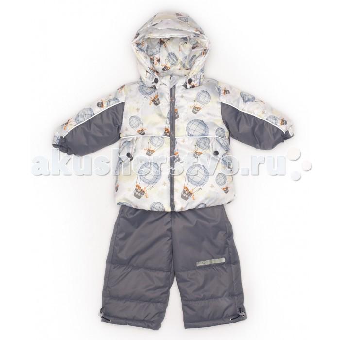 Купить Зимние комбинезоны и комплекты, Malek Baby Комплект (куртка, полукомбинезон) 409ШМ