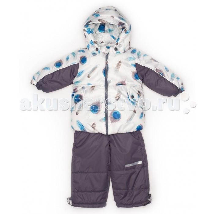 Зимние комбинезоны и комплекты Malek Baby Комплект (куртка, полукомбинезон) 409ШМ, Зимние комбинезоны и комплекты - артикул:418029
