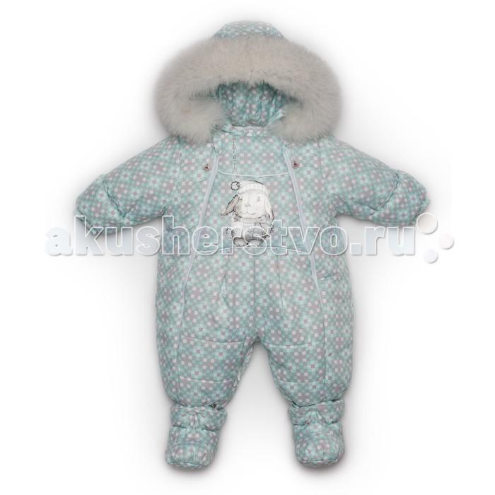 Malek Baby Комбинезон-трансформер 137шм/2Комбинезон-трансформер 137шм/2Теплый зимний комбинезон-трансформер Malek Baby для новорожденного.  Подкладка из натуральной овечьей шерсти. Подкладка отстегивается! Превращая комбинезон в демисезонный, повышается удобство и экономя средства на покупке дополнительного комбинезона.  Данная модель легко из конверта превращается в полноценный комбинезон. Покупая одну вещь вы получаете - две в одной! 1. Зимний конверт 2. Зимний комбинезон Универсальная модель позволит значительно сократить денежные средства!  У трансформера две молнии по бокам. Это позволит легко одеть малыша. На рукавах манжет-отворот, которым можно закрыть ручки ребенку. В комплекте пинетки на кнопке - овечья шерсть. Капюшон имеет утяжку с фиксаторами затягивания, позволяя подобрать нужный размер капюшона. Опушка из натурального меха - песец. Есть возможность отстегнуть.  Комбинезон из овечьей шерсти - это лучшее, что можно придумать для вашего младенца.  Рекомендуемый температурный режим до -30 градусов. Овечья шерсть согреет малыша в зимнюю непогоду. Она обладает лечебными и успокаивающими свойствами, что благотворно влияет на самочувствие детей. Комбинезон Российского производства. Сертифицирован. Верх комбинезона - 100% полиэстер Наполнитель - синтепон 200 г. Отстегивающаяся подкладка - 50% овечья шерсть меринос, 50% полиэстер  Уход: Бережная стирка при 30 градусах.<br>