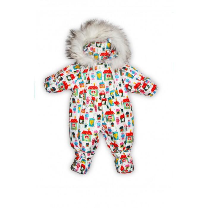 Купить Зимние комбинезоны и комплекты, Malek Baby Комбинезон-трансформер 144шм/2