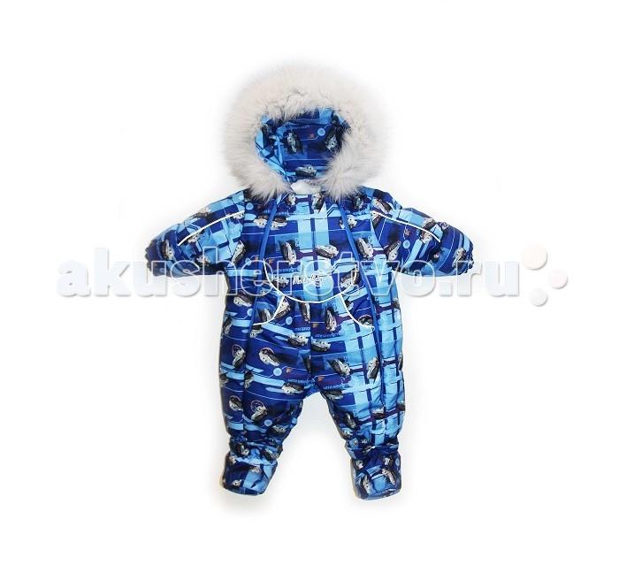 Malek Baby Комбинезон-трансформер 144шм/2Комбинезон-трансформер 144шм/2Теплый зимний комбинезон-трансформер Malek Baby для новорожденного.  Подкладка из натуральной овечьей шерсти. Подкладка отстегивается! Превращая комбинезон в демисезонный, повышается удобство и экономя средства на покупке дополнительного комбинезона.  Данная модель легко из конверта превращается в полноценный комбинезон. Покупая одну вещь вы получаете - две в одной! 1. Зимний конверт 2. Зимний комбинезон Универсальная модель позволит значительно сократить денежные средства!  У трансформера две молнии по бокам. Это позволит легко одеть малыша. На рукавах манжет-отворот, которым можно закрыть ручки ребенку. В комплекте пинетки на кнопке - овечья шерсть. Опушка из натурального меха - песец. Есть возможность отстегнуть.  Комбинезон из овечьей шерсти - это лучшее, что можно придумать для вашего младенца.  Рекомендуемый температурный режим до -30 градусов. Овечья шерсть согреет малыша в зимнюю непогоду. Она обладает лечебными и успокаивающими свойствами, что благотворно влияет на самочувствие детей. Комбинезон Российского производства. Сертифицирован. Верх комбинезона - 100% полиэстер Наполнитель - синтепон 200 г. Отстегивающаяся подкладка - 50% овечья шерсть меринос, 50% полиэстер  Уход: Бережная стирка при 30 градусах.<br>