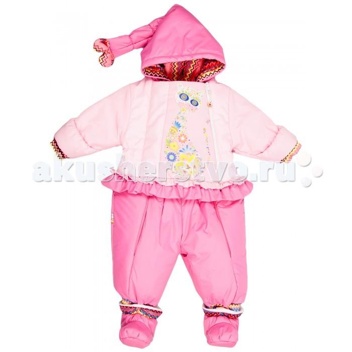 Malek Baby Комбинезон для новорожденного 211пКомбинезон для новорожденного 211пMalek Baby Комбинезон для новорожденного 211п  2 застежки-молнии. Рукавчики с отворотом и пинетки на застежке кнопка.  Капюшон имеет утяжку с фиксатором затягивания.   Состав: верх - 100% ПЭ, утеплитель - синтепон (100 гр), подкладка - хлопкосодержащая ткань<br>