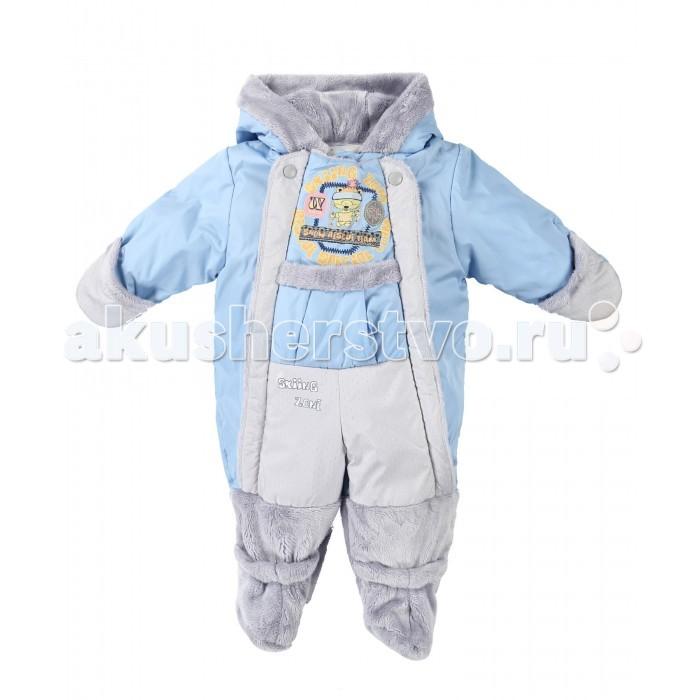 Malek Baby Комбинезон для новорожденных 207ПКомбинезон для новорожденных 207ПMalek Baby Трансформер для новорожденного 207П   2 застежки-молнии,что позволяет положить малыша,не создавая неудобства,рукавчики с отворотом. Ножки зашиты. Карман для соски.    Состав: верх- 100% ПЭ, утеплитель-синтепон (100 гр), подкладка- ХБ<br>