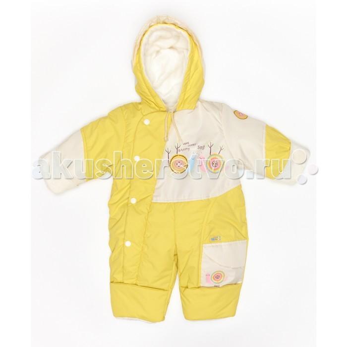 Демисезонные комбинезоны и комплекты Malek Baby Комбинезон для новорожденных 210п