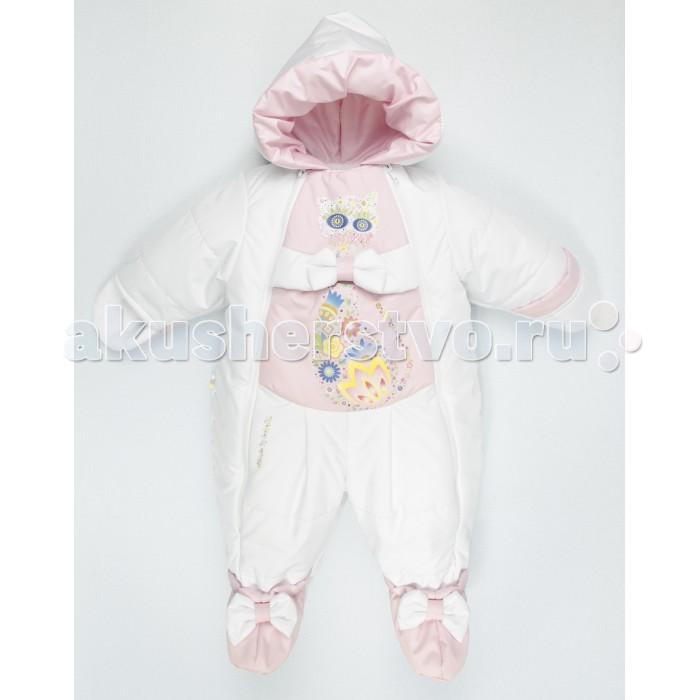 Malek Baby Комбинезон для новорожденных 215пКомбинезон для новорожденных 215пMalek Baby Комбинезон для новорожденного 215п  Комбинезон оснащен 2 застежками-молниями. Рукавчики с отворотом  и пинетки пришиты.    Состав: верх - 100% ПЭ, утеплитель -синтепон (100 гр), подкладка - ворсовая ткань Velboa<br>