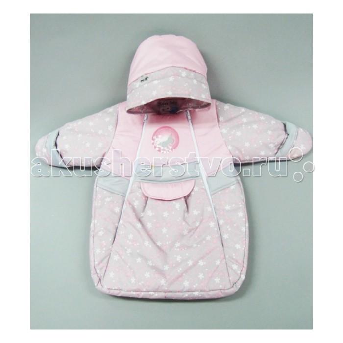 Malek Baby Конверт для новорожденного 309пКонверт для новорожденного 309пMalek Baby Конверт для новорожденного 309п   2 застежки-молнии, что позволяет легко положить малыша,капюшон имеет утяжку с фиксатором затягивания.   Рукавчики с отворотом.    Состав: верх- 100% ПЭ,утеплитель- синтепон (100 гр).<br>