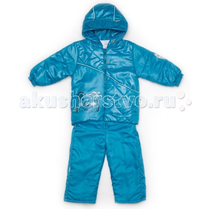 Malek Baby Куртка-полукомбинезон 468тКуртка-полукомбинезон 468тMalek Baby Куртка-полукомбинезон 468т   Комплект: куртка + полукомбинезон. Куртка на застежке молния и планкой с пуговицами. Полукомбинезон с фиксаторами затягивания для регулировки длины.  Состав: верх - 100% ПЭ, утеплитель - синтепон (100 гр), подкладка - хлопкосодержащая ткань.<br>