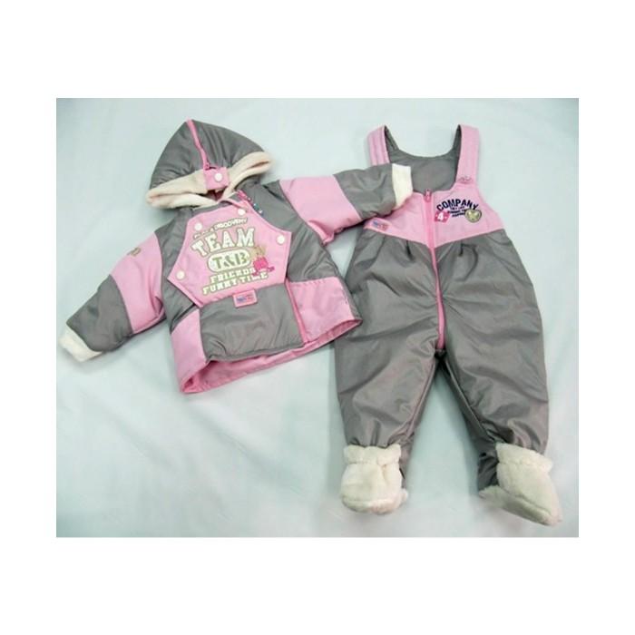 Malek Baby Куртка-полукомбинезон 474пКуртка-полукомбинезон 474пMalek Baby Куртка-полукомбинезон 474п  Комплект: куртка + полукомбинезон. Куртка на подкладке из ворсовой ткани Velboa, на застежке молния. Полукомбинезон с закрытыми ножками, фиксаторами на лямках,для регулировки длины.    Состав: верх - 100% ПЭ, утеплитель - синтепон (100 гр), подкладка - ворсовая ткань Velboa<br>
