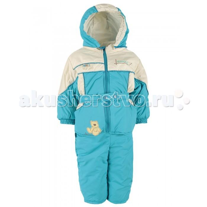 Malek Baby Куртка-полукомбинезон 477пКуртка-полукомбинезон 477пMalek Baby Куртка-полукомбинезон 477п  Куртка на подкладке из ворсовой ткани Velboa,на застежке молния и поясом. Полукомбинезон с фиксаторами затягивания для регулировки длины.  Состав: верх -100% ПЭ, утеплитель -синтепон-100гр, подкладка- смесовая ткань.<br>