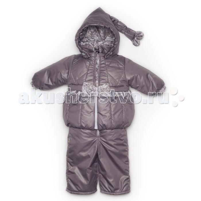 Malek Baby Куртка-полукомбинезон 478пмКуртка-полукомбинезон 478пмMalek Baby Куртка-полукомбинезон 478пм  Комплект: куртка + полукомбинезон. Куртка на застежке молния и планкой с пуговицами. Полукомбинезон с фиксаторами затягивания для регулировки длины.   У данной модели подкладку можно отстегнуть!   Состав: верх - 100% ПЭ, утеплитель - синтепон (100 гр), подкладка - ворсовая ткань Velboa<br>