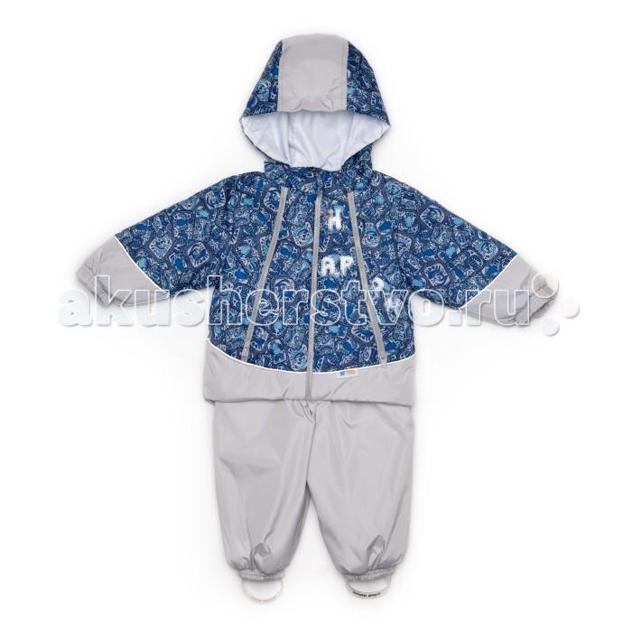 Malek Baby Куртка-полукомбинезон 483пмКуртка-полукомбинезон 483пмMalek Baby Куртка-полукомбинезон 483пм  Куртка на подкладке Velboa ткань (отстегивается).  Полукомбинезон на х/б подкладке.<br>