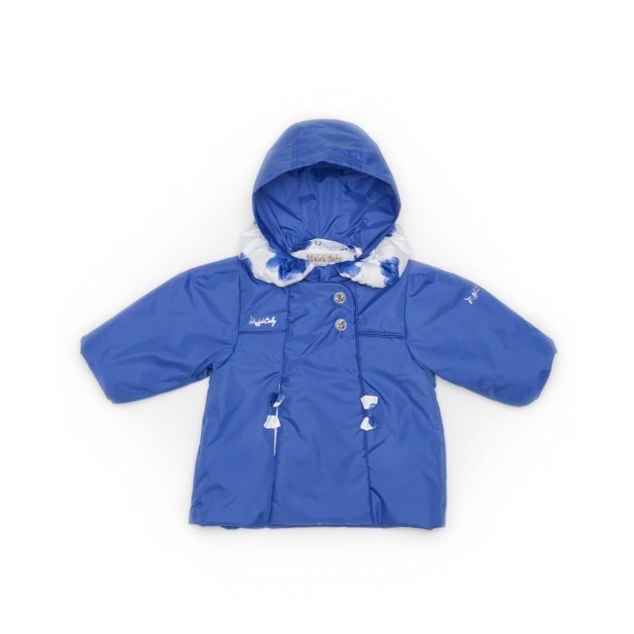 Malek Baby Пальто 710П РозыПальто 710П РозыMalek Baby Пальто 710П Розы   Пальто весна-осень, на застежке молния и планкой с кнопками. Два кармана. Капюшон съемный.  Состав: верх - 100% ПЭ, наполнитель - Холофайбер (100 гр), подкладка - ткань Velboa<br>