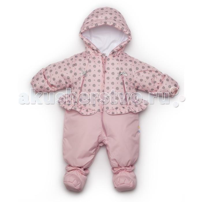 Malek Baby Трансформер для новорожденного Цветы 134п