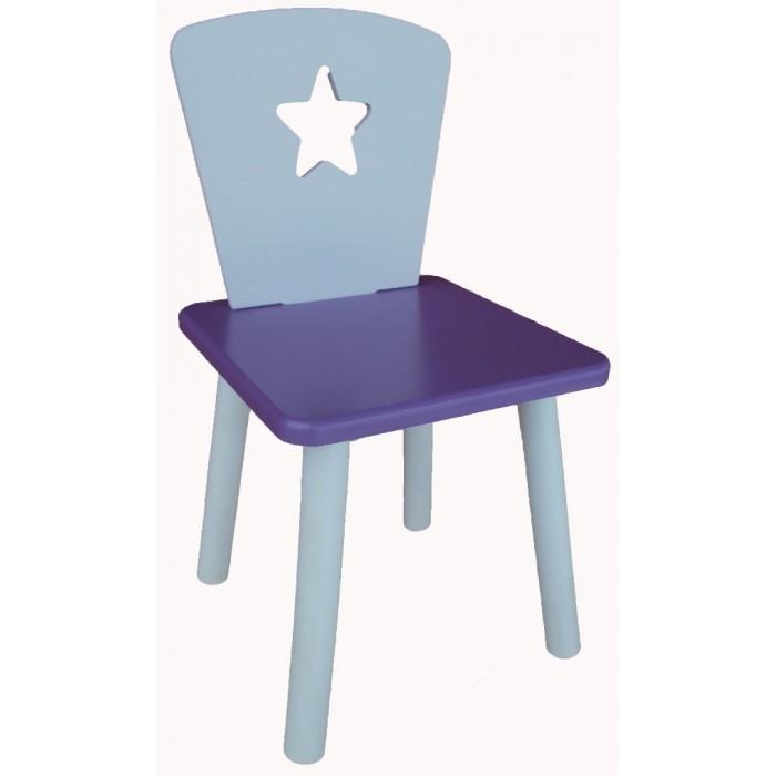 Купить Детские столы и стулья, Маленькая Страна Стул детский Звезда