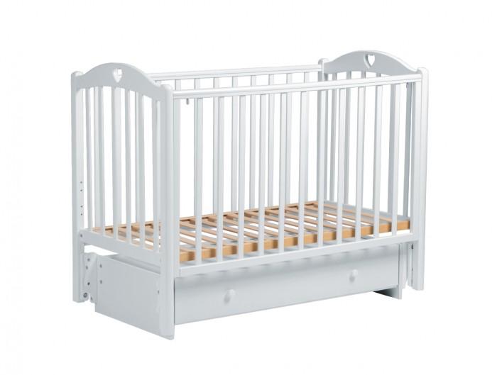 Детская кроватка Малика Laura-3 универсальный маятник с ящиком