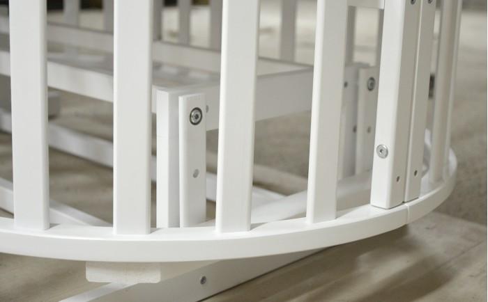 Аксессуары для мебели Malika Маятник поперечный для кроватки Mio 6 в 1
