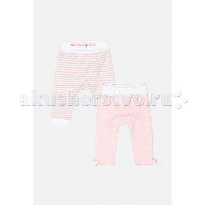 Брюки, джинсы и штанишки Maloo Брюки детские для девочек в наборе из 2 шт. Koffing