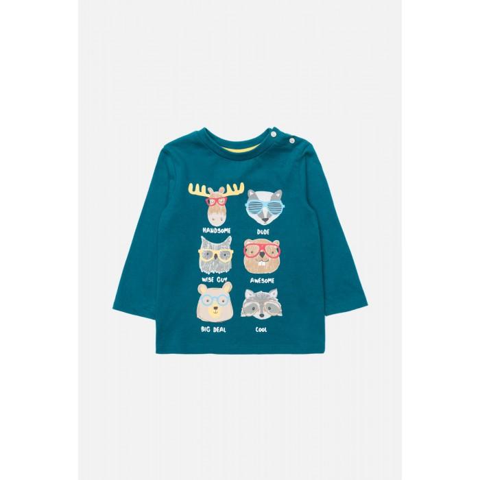 Водолазки и лонгсливы Maloo Джемпер детский для мальчиков Corvus plus size novelty cape sleeve black dress