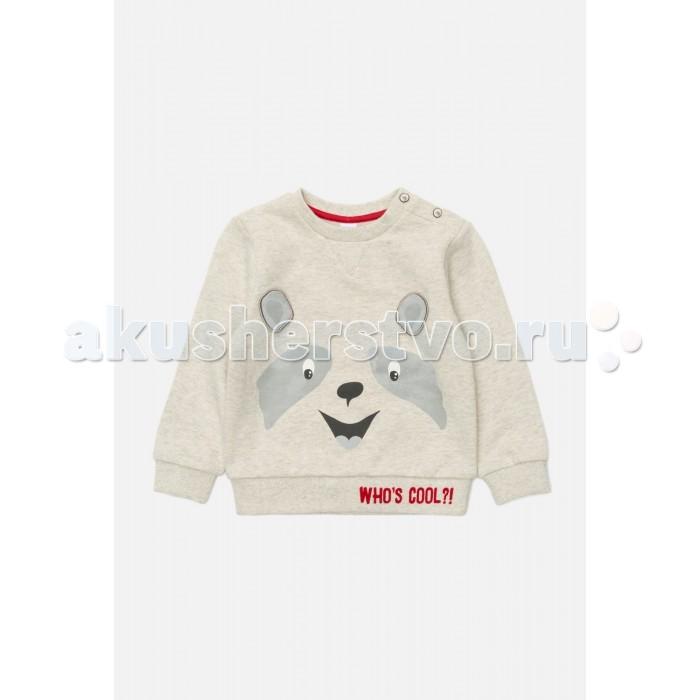 Детская одежда , Толстовки, свитшоты, худи Maloo Джемпер детский для мальчиков Hercules арт: 409134 -  Толстовки, свитшоты, худи