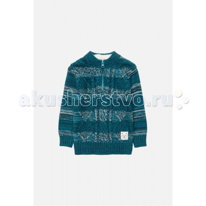 Детская одежда , Джемперы, свитера, пуловеры Maloo Джемпер детский для мальчиков Pyxis арт: 409144 -  Джемперы, свитера, пуловеры