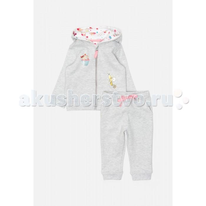 Детская одежда , Комплекты детской одежды Maloo Комплект детский Docos (жакет и брюки) арт: 409344 -  Комплекты детской одежды