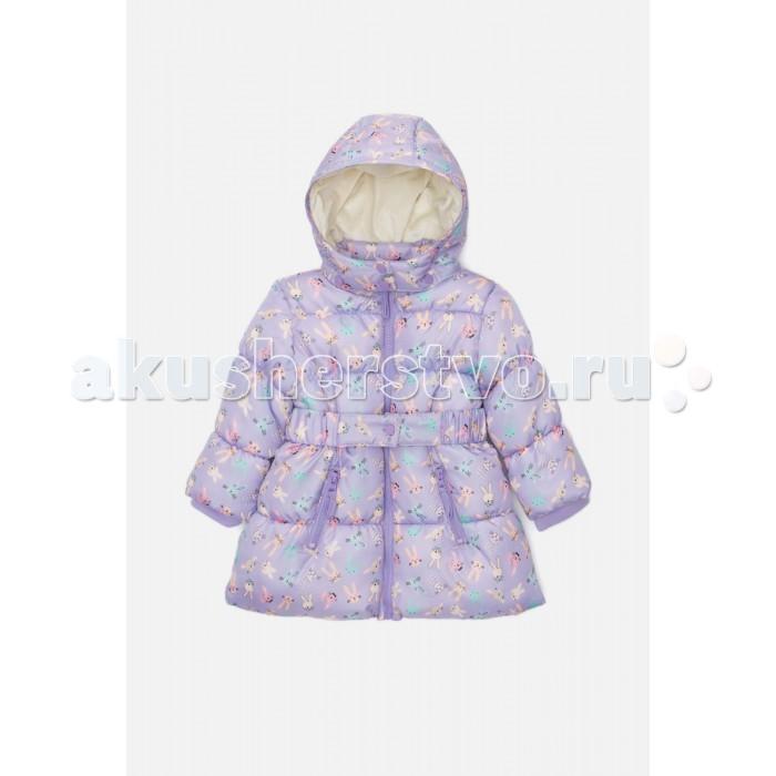 Детская одежда , Куртки, пальто, пуховики Maloo Куртка детская для девочек Owl арт: 410344 -  Куртки, пальто, пуховики