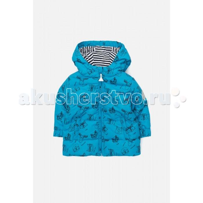 Детская одежда , Куртки, пальто, пуховики Maloo Куртка детская для мальчиков Tuderus арт: 410329 -  Куртки, пальто, пуховики