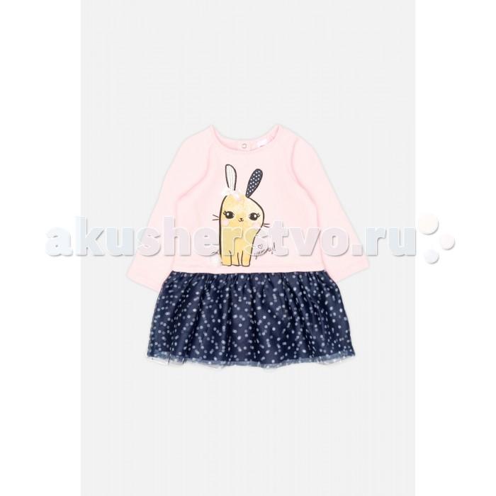 Детская одежда , Детские платья и сарафаны Maloo Платье детское для девочек Aerodac арт: 412074 -  Детские платья и сарафаны