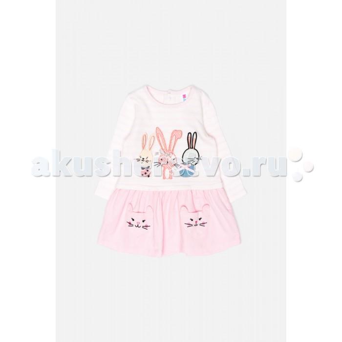 Детская одежда , Детские платья и сарафаны Maloo Платье детское для девочек Pinway арт: 412084 -  Детские платья и сарафаны