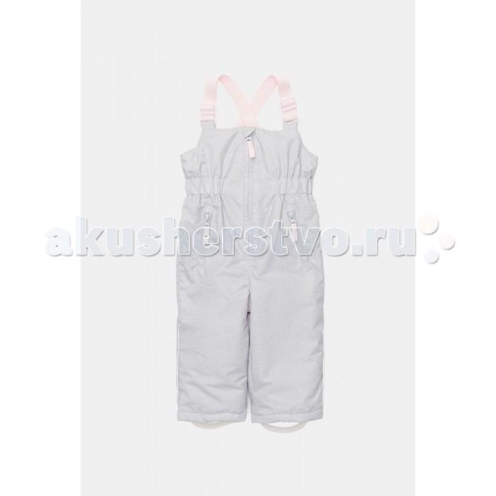 Детская одежда , Утепленные комбинезоны и комплекты Maloo Полукомбинезон детский для девочек Stradava арт: 410224 -  Утепленные комбинезоны и комплекты