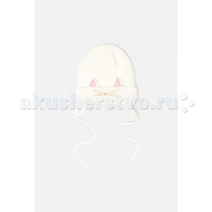 Шапочки и чепчики Maloo Шапка детская для девочек Pikachu