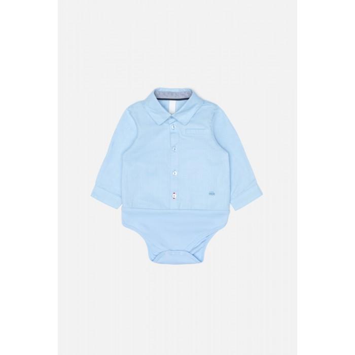 Детская одежда , Боди и песочники Maloo Сорочка-боди верхняя детская для мальчиков Cortez арт: 412264 -  Боди и песочники