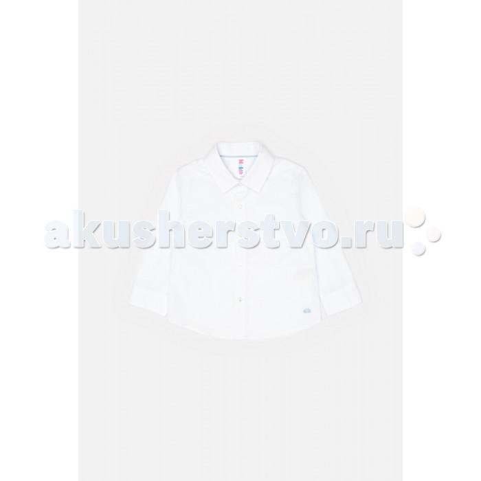 Детская одежда , Блузки и рубашки Maloo Сорочка верхняя детская для мальчиков Platano арт: 412249 -  Блузки и рубашки