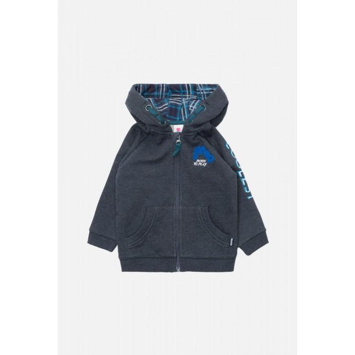 Детская одежда , Толстовки, свитшоты, худи Maloo Жакет детский для мальчиков Veratici арт: 409319 -  Толстовки, свитшоты, худи