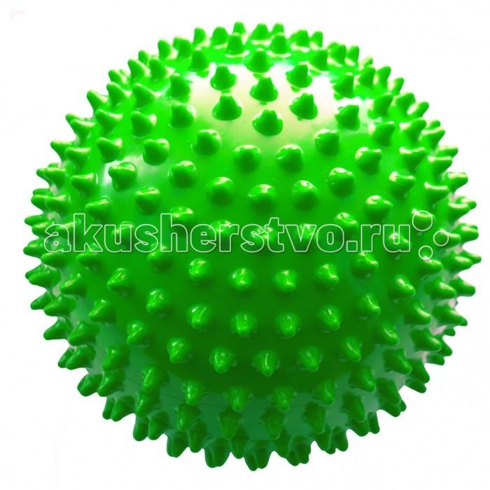 Мячи МалышОК Мяч ежик большой 18 см мячи pic n mix мяч массажно игровой большой 18 см