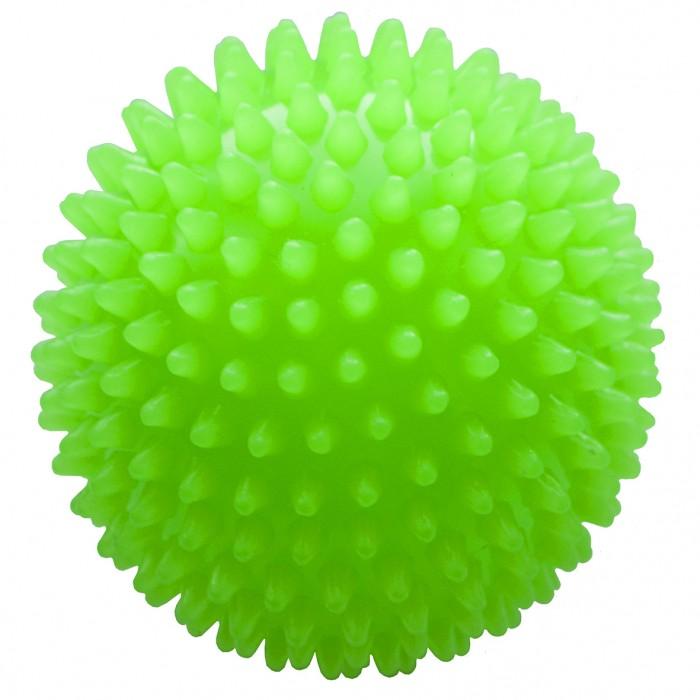 Мячи МалышОК Мяч ежик большой 18 см в сетке мячи pic n mix мяч массажно игровой большой 18 см