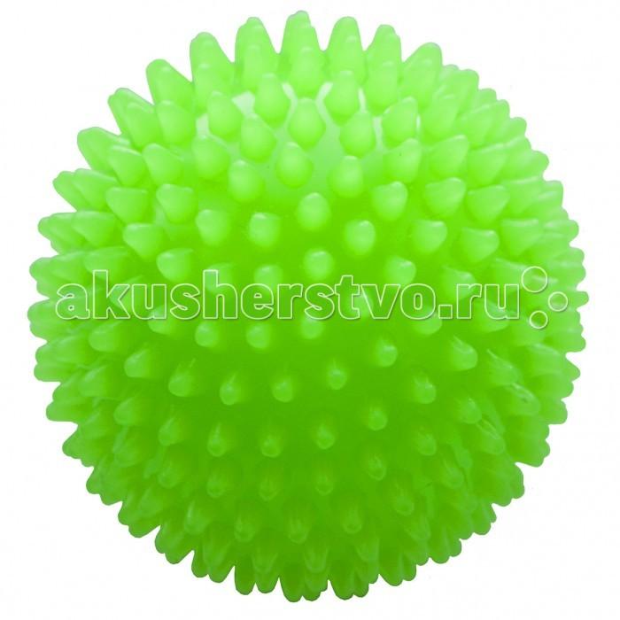 Мячи МалышОК Мяч Ежик малый 8.5 см малый мяч для пилатеса soft