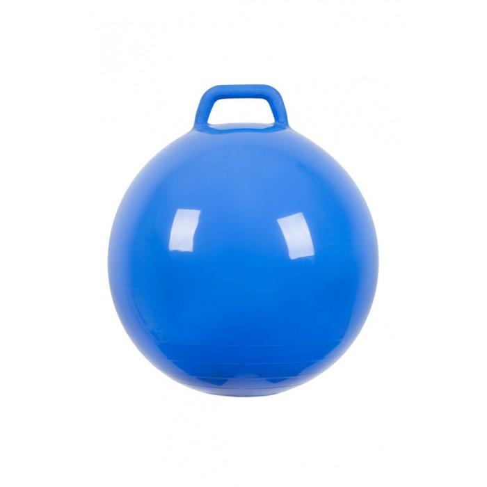 Мячики и прыгуны МалышОК Мяч прыгун с ручкой 50 см мяч прыгун лошадка беж в чехле в пак в кор 15шт