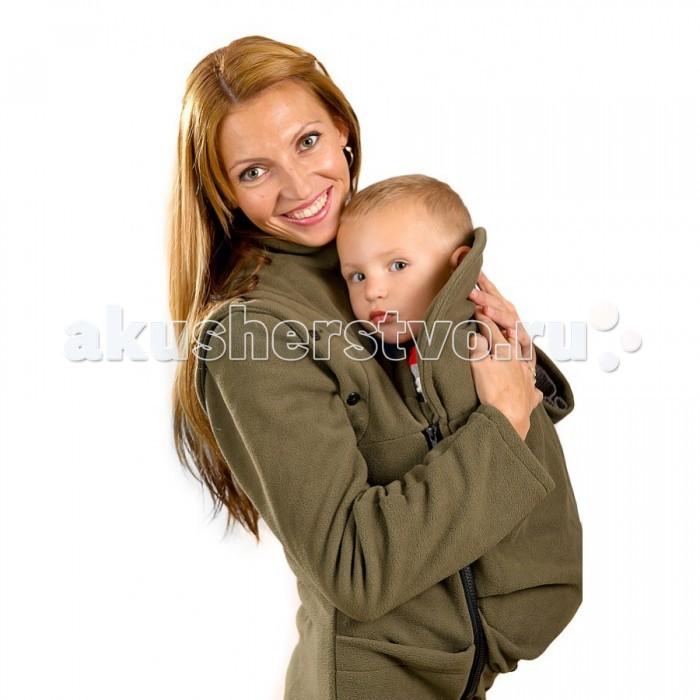 MAM Слингокуртка-жилет Two-Way Deluxe JacketСлингокуртка-жилет Two-Way Deluxe JacketMaM Слингокуртка-жилет Two-Way Deluxe Jacket разработана для холодной, ветреной и дождливой погоды с учетом универсальности: Unisex дизайн – одна модель подходит как для папы, так и для мамы; Ношение ребёнка как спереди, так и сзади; Комфортное ношение ребёнка с рождения до ясельного возраста благодаря продуманной поддержке головы и слегка расклешённому подолу для ног ребёнка; Может использоваться во время беременности; Рукава легко отстёгиваются и пристёгиваются при помощи молнии; Длина рукавов регулируется при подворачивании манжет; Вставку для слингоношения можно отстегнуть совсем, и Вы получаете обычную стильную куртку. Изготовлена из высококачественного эластичного флиса с дышащей мембраной водонепроницаемость > 5000 мм) и сетчатой подкладкой.   Куртка/жилет для слингоношения MaM Two-Way Deluxe Jacket разработана для родителей, которые хотят наслаждаться свободой вместе с малышом на свежем воздухе не только жарким летом, но и в холодное время, в то же время, ощущая тепло и уют. Одежда МаМ позволит не думать о том, какая погода за окном, будет верным помощником маме и малышу во время ненастной, ветреной и даже морозной погоды.<br>